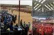 Kampeni za Jubilee Mandera zatibuka baada ya ghasia kuzuka