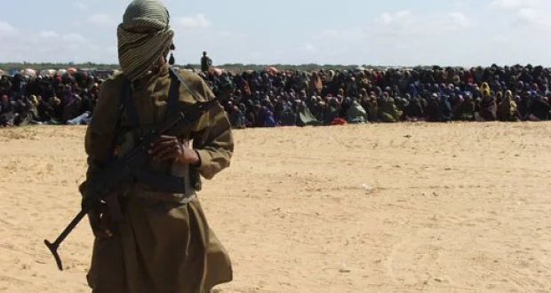 Al-Shabaab involved in deadly dawn attack on army base