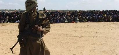 Kundi la al-Shabaab yatoa VIDEO yao wakitekeleza mashambulizi katika kituo cha polisi cha Garissa
