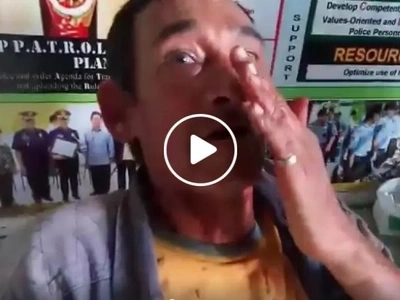 This tricycle driver got his translation wrong and got beaten up because of it. What happened?
