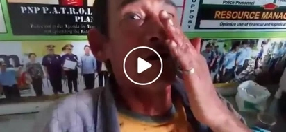 Find out why this tricycle driver got beaten up for his generous act