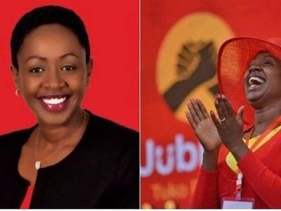 Mbunge wa Jubilee akanusha kuwa yeye ni Mpango wa Kando (picha)