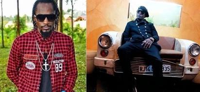 Celebrated Ugandan singer Jose Chameleone pens touching message to late friend, Mowzey Radio