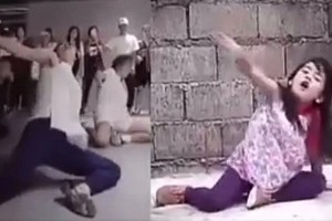 Swag little girl shows off amazing dance cover of 'Closer' by Chainsmokers