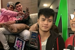 Ronnie Alonte slams bashers who are linking him to 'It's Showtime' host Vice Ganda
