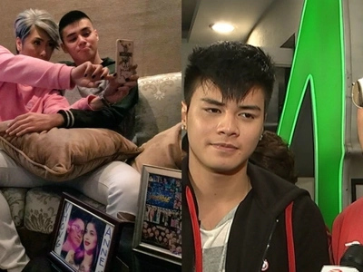 Ronnie Alonte denies rumored relationship with 'It's Showtime' host Vice Ganda