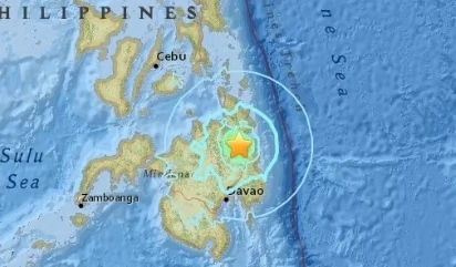 Mindanao STRUCK by 6.0-magnitude earthquake