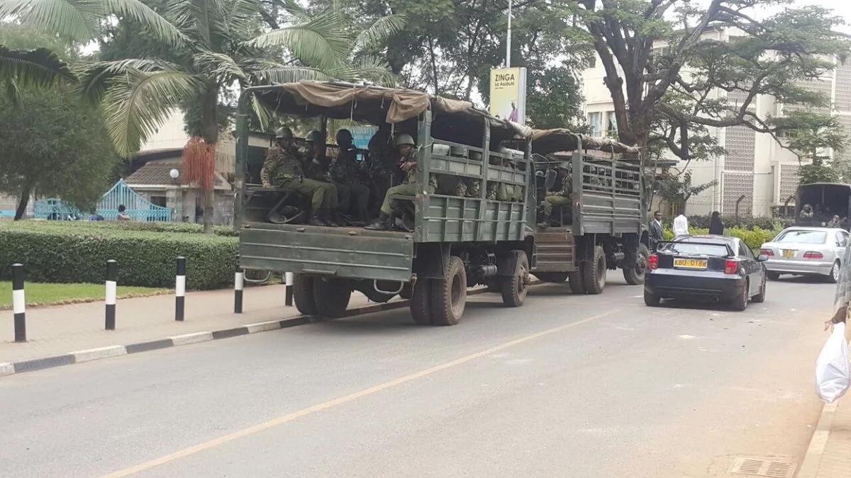 PANIC as police issue terror alert in these four counties