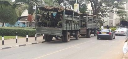 Police station under siege from fierce Pokot bandits