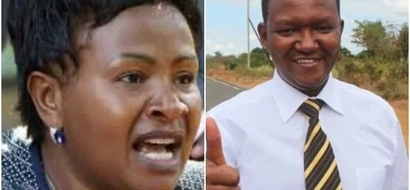 Details of why Wavinya Ndeti has warned Governor Mutua against mentioning her name in public