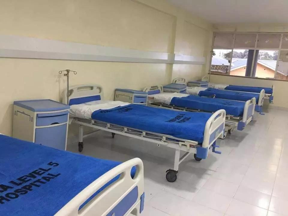 Wow! Utapenda picha hizi 9 za Hospitali ya Thika level 5