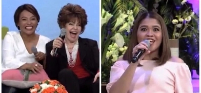 Iba talaga mang-gaya! Melai made Asia's Queen of Songs Pilita Corrales happy with her impersonation