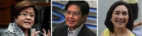 3 Senators-elect challenge Duterte