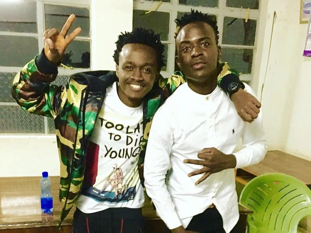 Willy Paul gets SURPRISE backing from his SWORN rival
