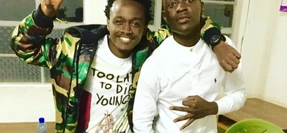 Bahati and Willy Paul BADLY EMBARRASSED by Chipukeezy after being kicked out of Groove Awards