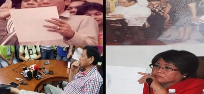 Flashback! How De Lima and Duterte lived, aged, and rolled into fame