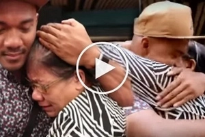 Tagos sa puso! Lost boy finally found mother after 32 years of separation. Their emotional meeting will move you to tears.