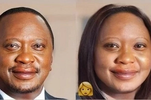 We turned Kenya's politicians into females and it's something you have to see