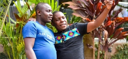 Sportpesa winner Samuel Abisai meets with newest KSh 230 millionaire and it's exciting