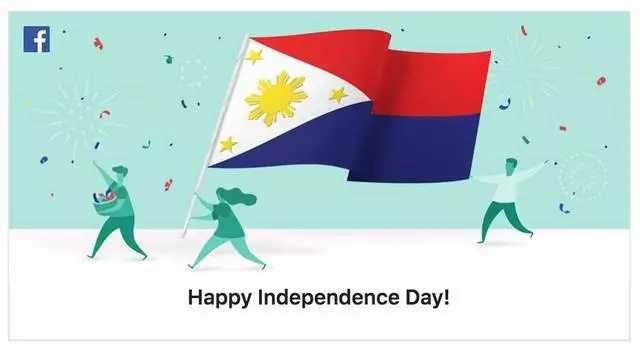 Facebook apologizes for Philippine flag error on Independence Day greeting