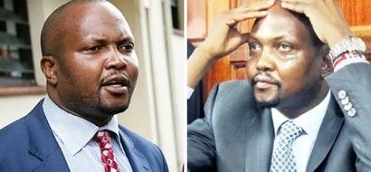 Mbunge maarufu wa Jubilee ASUTWA vikali kwa kueneza 'POROJO' (habari kamili)