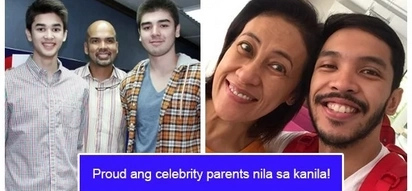 Maayos na napalaki! Accomplished children of the country's famous celebrities
