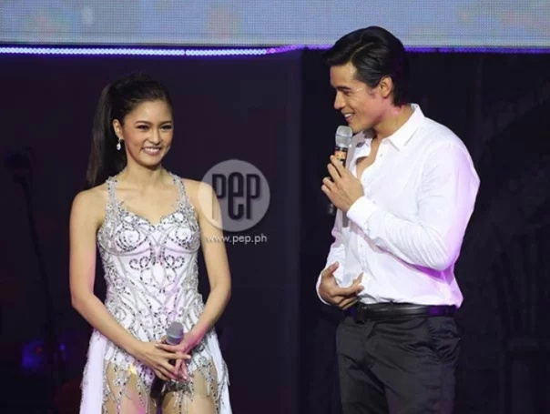 Xian to Kim: I love you so much