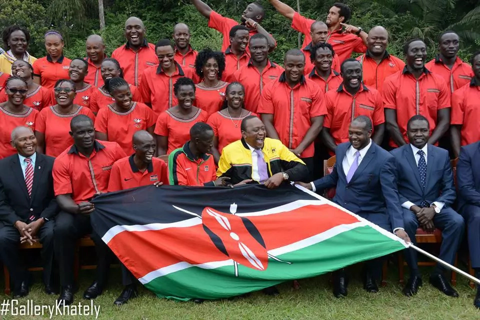 DP Ruto heads to Rio for the 2016 Olympic games