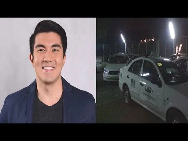 Luis Manzano apologizes to passenger who was refused a ride by his taxi company