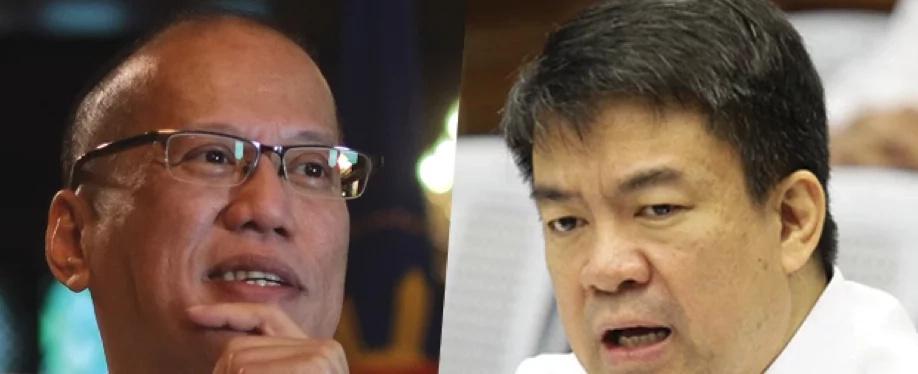 Pimentel lauds Aquino over WPS win in a Senate resolution