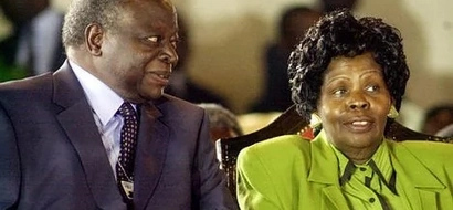 Lucy Kibaki to remain in hospital for a few more days