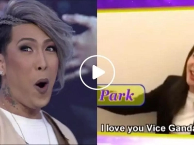 Sandara Parks wins for giving Vice Ganda the best birthday present he could ever have