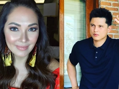 Former lovers Ruffa Gutierrez and Zoren Legaspi still make netizens kilig when they reunited in this photo