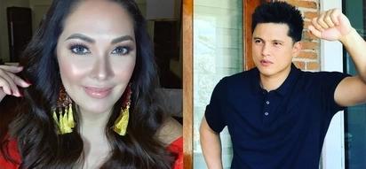 Former lovers Ruffa Gutierrez and Zoren Legaspi still make netizens kilig when they reunited in this photo