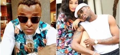 Kenyan gospel singer Ringtone wants to marry Zari Hassan after she dumped Diamond Platnumz