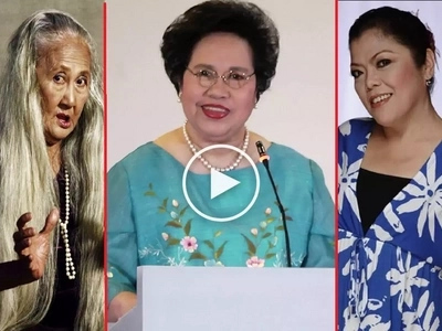 Sumakabilang buhay na: 6 Famous Pinoy personalities who passed away this year