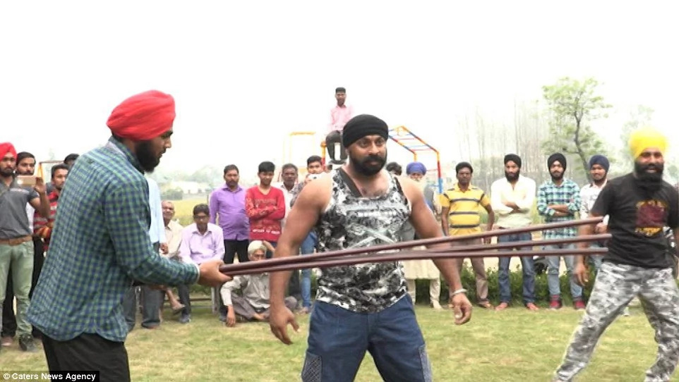 See India's strongman who is ready to break 50 world records