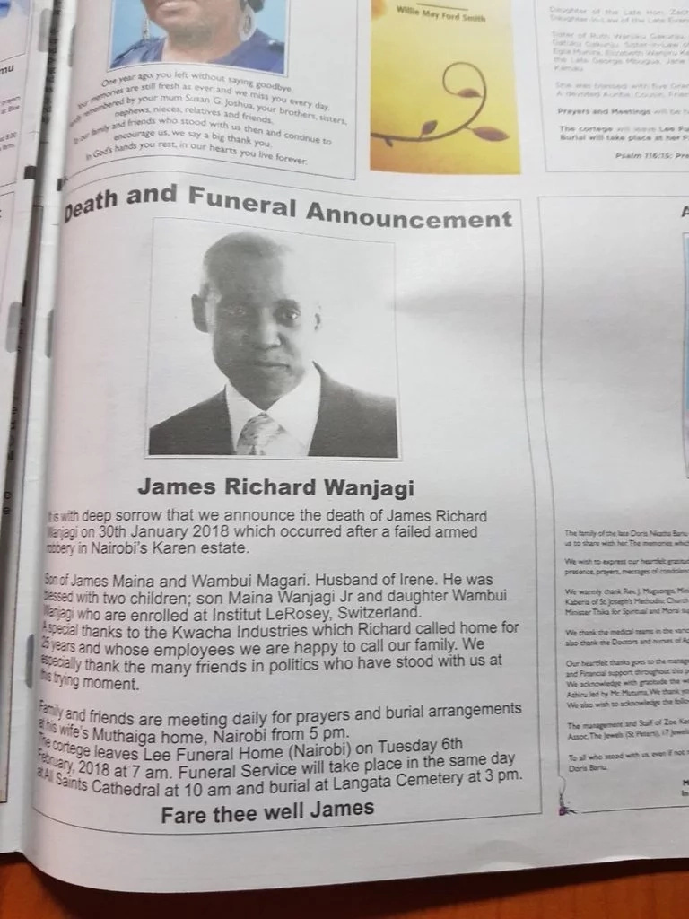 Nation Media Group apologises for announcing death of NASA billionaire Jimmy Wanjigi