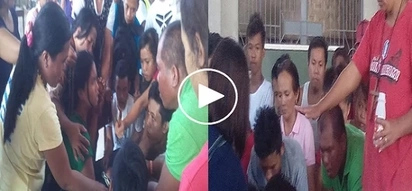 Nakakatakot naman! Watch how these students were POSSESSED by evil spirits in Misamis!