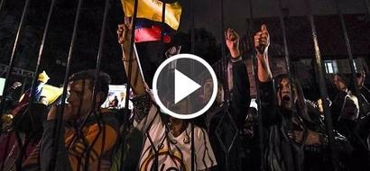 Colombia aterrada luego de que se rechazara el acuerdo histórico de paz