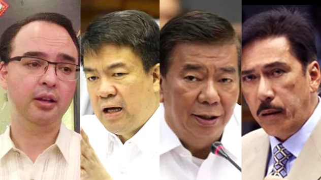 Four-way race to Senate presidency heats up