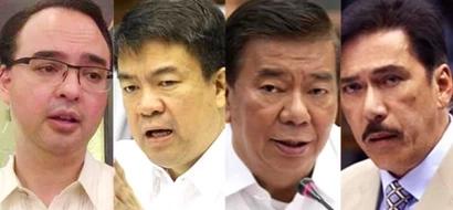 Four-way race to Senate presidency heats up