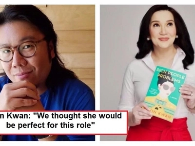 Author Kevin Kwan finally confirmed that Kris Aquino is a part of 'Crazy Rich Asians' Hollywood movie: 'It's a very special part!'