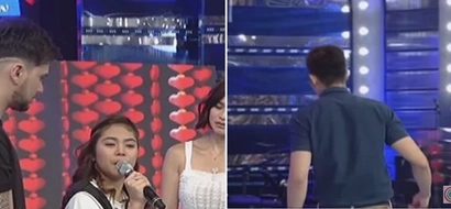 Robi Domingo walks out on 'It's Showtime' after hearing this very painful statement from a contestant! Watch it here!