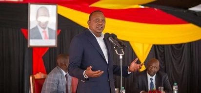 You will not intimidate us, Uhuru responds to Raila