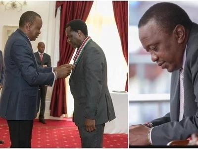 Uhuru bado ni maarufu kumshinda Raila – Kura mpya ya maoni