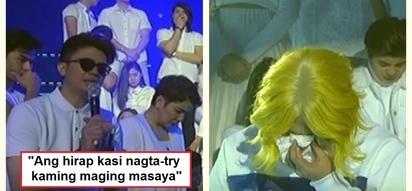 "Vhong Navarro & Vice Ganda open up how Franco Hernandez's death affected their attendance at Anne Curtis' wedding: ""Ang hirap lang"""