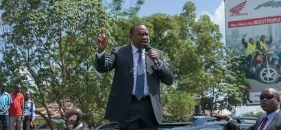 Wakili maarufu kuminyana na Uhuru 2017