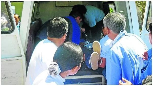 Niño quedó en coma tras ser violentamente golpeado y violado