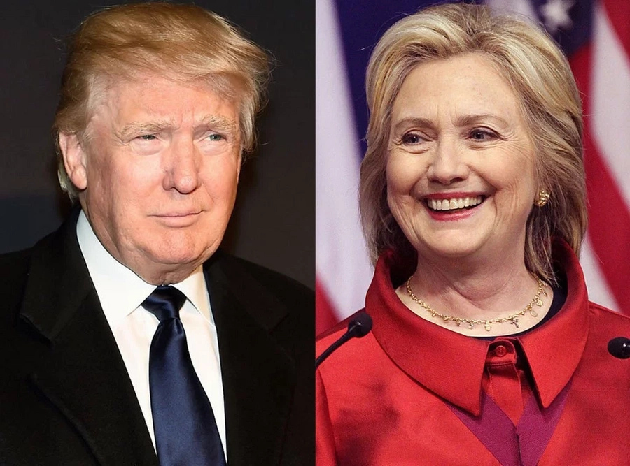 Donald Trump and Hillary Clinton adversely react to Duterte